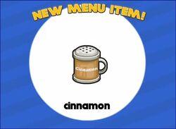 Unlocking cinnamon