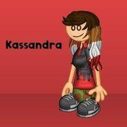Kassandra All Cleaned Up!