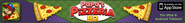 Web promo banner Pizzeria HD