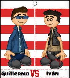 Guillermo vs Ivan