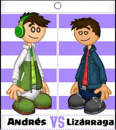 Andres vs Lizarraga
