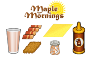 MapleMornings Ingredients Sushiria