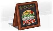 Specialpizzaboard