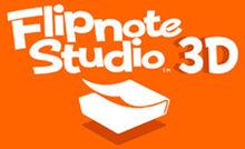Flipnote-studio-3d-logo