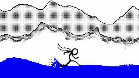 I Can Walk On Water I Can Fly - -Flipnote-
