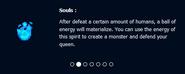 Souls blurb