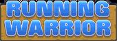 Running warrior logo