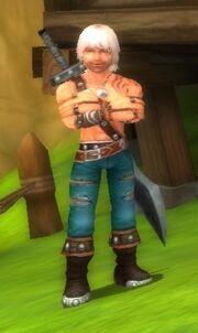 Mercenary Koon