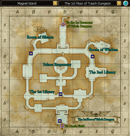 T1 map