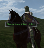 Swadian outrider