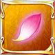 Lotus lake petal icon