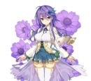 Anemone (World's Flower Shrine Maiden)