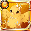 Kaika tori yellow icon