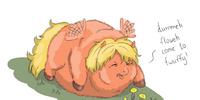 Fluffy Pony Birth
