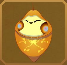 Sooty Orange Tip§Chrysalis