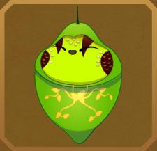 Giant Swordtail§Chrysalis