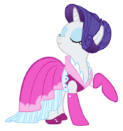 Rarity in new dress