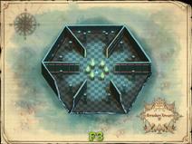 Forsaken Tower Floor 3 Map