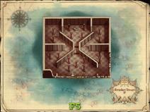 Forsaken Tower Floor 5 Map