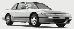 NissanSilvia1992