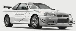 NissanMINESSkyline2002