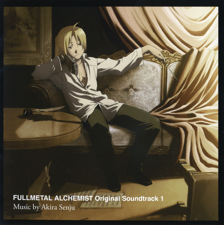 Fullmetal Alchemist Brotherhood Original Soundtrack 1 ...