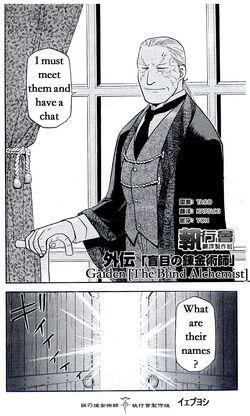 The Blind Alchemist