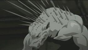 Zanpano's attack