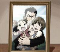 Happy Hughes family