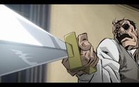 Wrath-swordsman