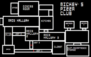 Mickey's Pizza Club