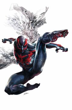 Spider-Man 2099 Vol 2 2 Textless