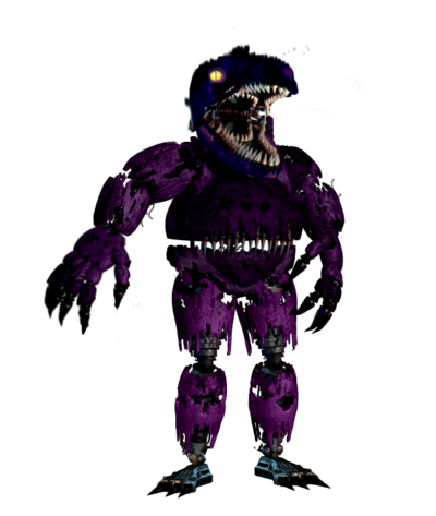 Nightmare Mr.Dino