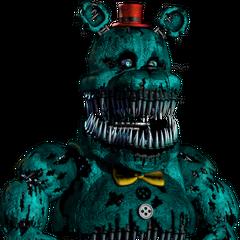 His Nightmare Version.