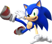 SONIC LOST WORLD E3 FINAL COLOURS SONIC
