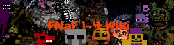Five Nights at Freddy's 1-4 Wiki