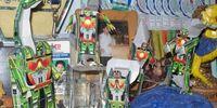 Saurobots