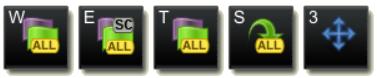 Default folding tools