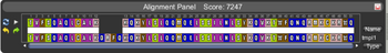 Level 6-3 Aligin' Sequences Aligned