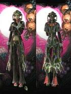 Ellen Costume Cloak of Sidhe screen