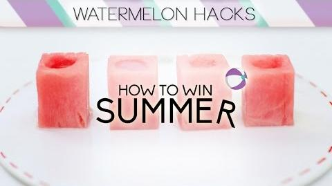 3 Things You Should Be Making With Watermelon
