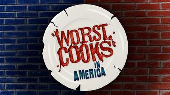 Worst Cooks in America foodn logo