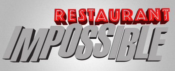 Restaurant Impossible foodn logo