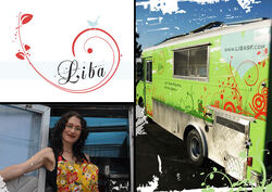 Liba falafel truck sf