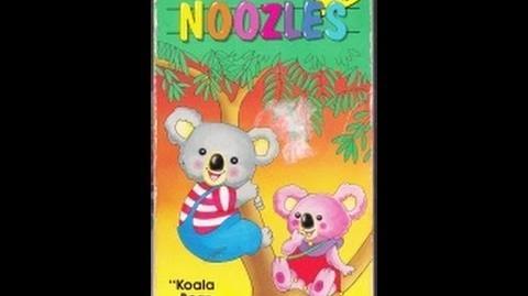 Trailers From Noozles Koala Bear Magic 1991 VHS