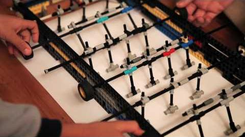 Foosball for fun