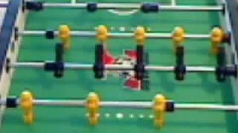 Foosball Wiki Spray Shot