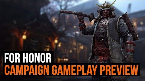For Honor New Campaign Knight Campaign Mission Women Knight