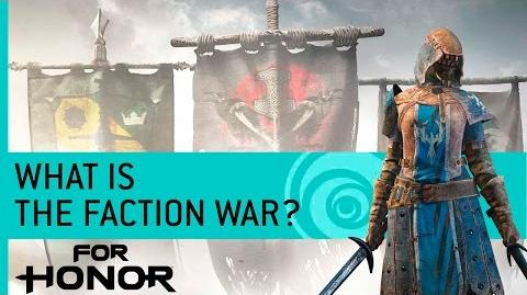 For Honor Features What Is The Faction War?