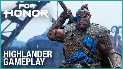 For Honor- Season 3 - The Highlander Gameplay - Trailer - Ubisoft -US-